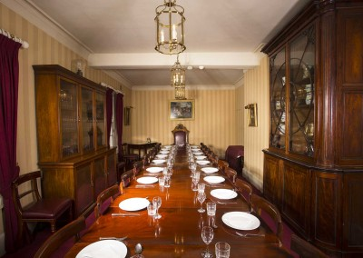 Council-room-for-hire-boardroom-dinners