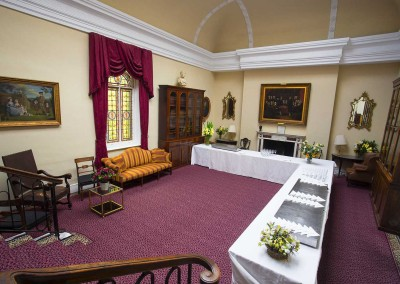 Fellows' Lounge